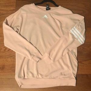 Adidas Sweatshirt Blush Size S